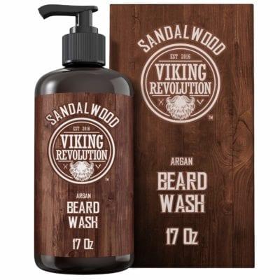 beard wash, beard shampoo