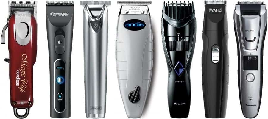 Beard Trimmers, hair trimmers, barber trimmers,